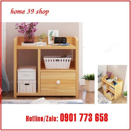 Kệ gỗ để đồ đầu giường - 11865276 , 19394109 , 15_19394109 , 750000 , Ke-go-de-do-dau-giuong-15_19394109 , sendo.vn , Kệ gỗ để đồ đầu giường