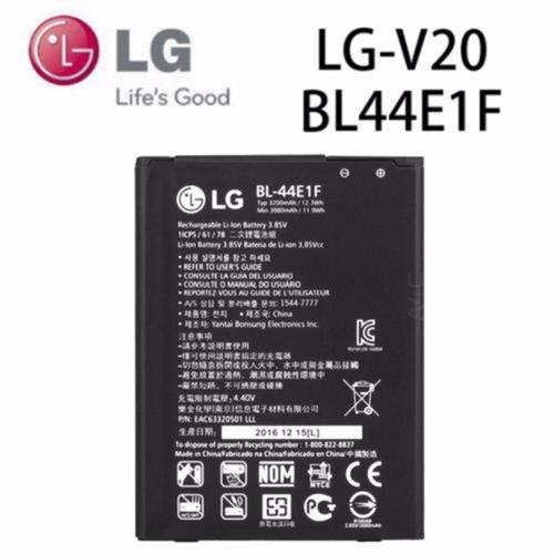 Pin lg v20 bl-44ef1 zin theo máy mới vì dòng máy lg rất kén pin nên chỉ dùng được pin theo máy thôi nha các b -