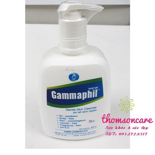 Sữa rửa mặt gammaphil 500ml | trị mụn | cho da nhạy cảm, soap free, ph trung tính - 11861133 , 19386011 , 15_19386011 , 220000 , Sua-rua-mat-gammaphil-500ml-tri-mun-cho-da-nhay-cam-soap-free-ph-trung-tinh-15_19386011 , sendo.vn , Sữa rửa mặt gammaphil 500ml | trị mụn | cho da nhạy cảm, soap free, ph trung tính