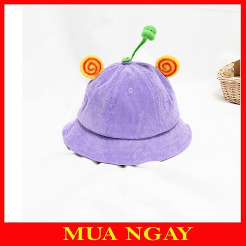 Mũ nón maruko mầm cây 3d siêu đáng yêu