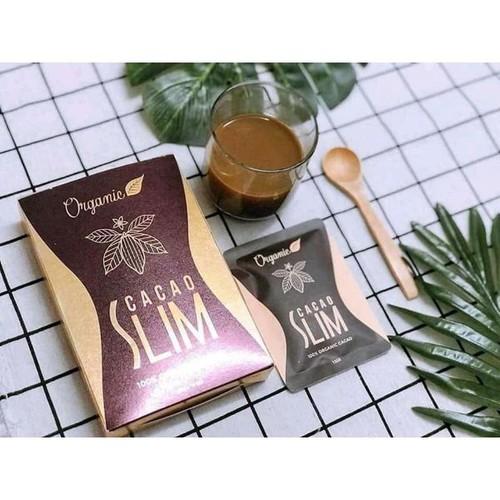 Cacao Slim giảm cân Organic Mwhite - 10592076 , 19379759 , 15_19379759 , 380000 , Cacao-Slim-giam-can-Organic-Mwhite-15_19379759 , sendo.vn , Cacao Slim giảm cân Organic Mwhite