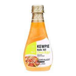 Nước sốt chua ngọt Kewpie chai 210ml