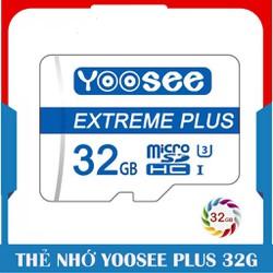 Thẻ nhớ MicroSD YOOSEE EXTREME PLUS 32G