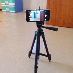Chân đỡ máy ảnh 3120 chống rung động , góc quay điều chỉnh 360 độ