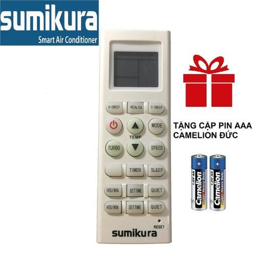 Điều khiển điều hoà máy lạnh sumikura - 11866874 , 19396699 , 15_19396699 , 68000 , Dieu-khien-dieu-hoa-may-lanh-sumikura-15_19396699 , sendo.vn , Điều khiển điều hoà máy lạnh sumikura