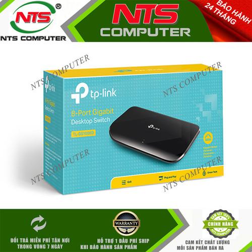 Switch để bàn Gigabit 8 cổng Tplink TL-SG1008D - 11185328 , 19410444 , 15_19410444 , 579000 , Switch-de-ban-Gigabit-8-cong-Tplink-TL-SG1008D-15_19410444 , sendo.vn , Switch để bàn Gigabit 8 cổng Tplink TL-SG1008D