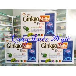 Hoạt huyết dưỡng não GINKGO NATTO Q10 bổ não tăng cường trí nhớ