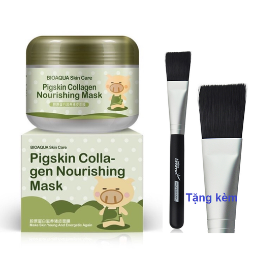 Mặt nạ thải độc, khử chì bìheo carbonated bubble clay mask kèm phụ kiện