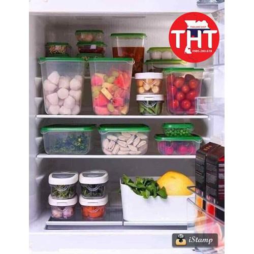 Set 17 hộp đựng thức ăn ikea