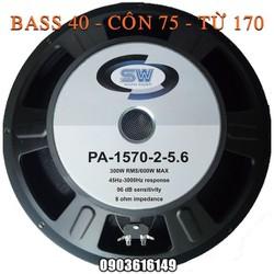Loa bass 40