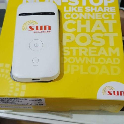 Máy phát wifi từ sim 3g 4g zte sun - máy zte sun là nhất - vô địch về tốc độ