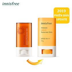 Kem Chống Nắng Dạng Lăn Innisfree Intensive Leisure Sunscreen Stick SPF50