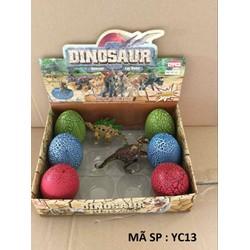 Đồ chơi trứng khủng long lắp ráp