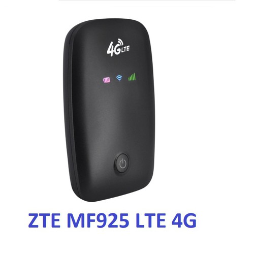 Modem wifi zte mf925 - phát wifi cực mạnh từ sim 3g 4g - modem wifi zte mf925 tốt