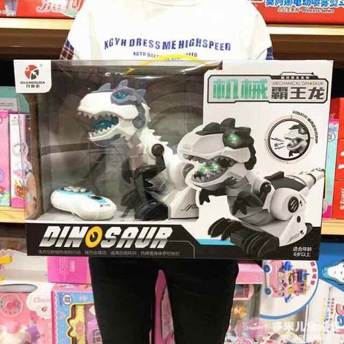 Đồ chơi robot khủng long điều khiển từ xa cho bé