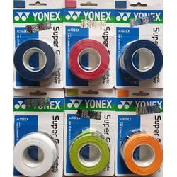 Cuốn cán vợt tennis cầu lông Yonex 3 in 1 3 cuộn 1 vỉ  Chính Hãng