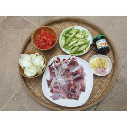 Gia vị Sa tế Dầu ướp món chiên - xào- chấm các món- bỏ vô phở hủ tiếu ngon hết ý hủ 50gram
