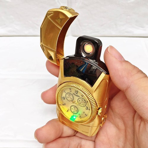 Bật-Lửa điện hồng ngoại hình xe hơi có đồng hồ đèn led cực đẹp - 11887925 , 19430217 , 15_19430217 , 179000 , Bat-Lua-dien-hong-ngoai-hinh-xe-hoi-co-dong-ho-den-led-cuc-dep-15_19430217 , sendo.vn , Bật-Lửa điện hồng ngoại hình xe hơi có đồng hồ đèn led cực đẹp