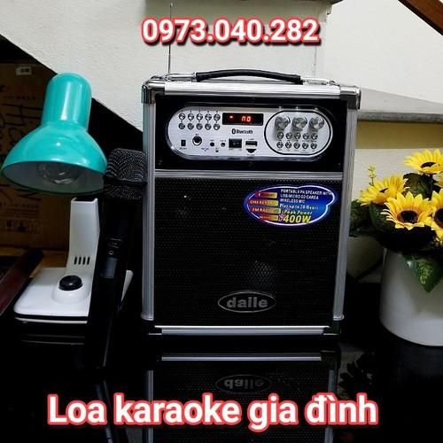 Loa trợ giảng-loa karaoke mini-loa vali kéo