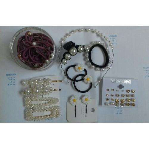 Set phụ kiện thời trang mẫu 2 _ 8 món