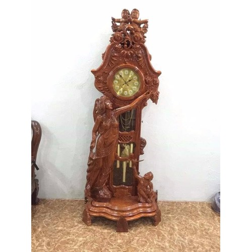 Đồng hồ cô tiên gỗ hương cao 2m2 - 11877914 , 19415176 , 15_19415176 , 13000000 , Dong-ho-co-tien-go-huong-cao-2m2-15_19415176 , sendo.vn , Đồng hồ cô tiên gỗ hương cao 2m2