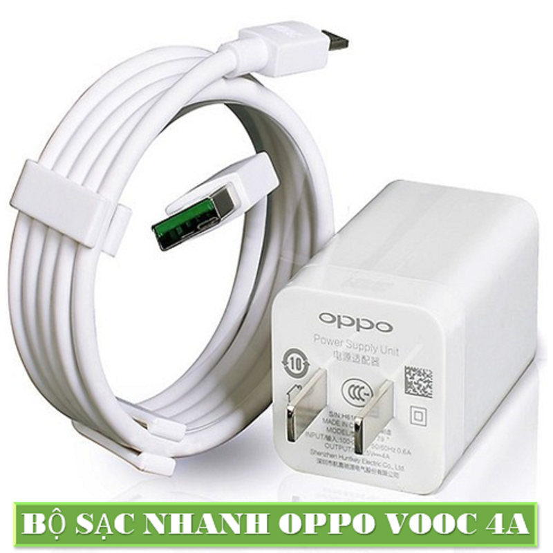 Bộ Sạc VOOC Oppo 4A - OppoVooc4A