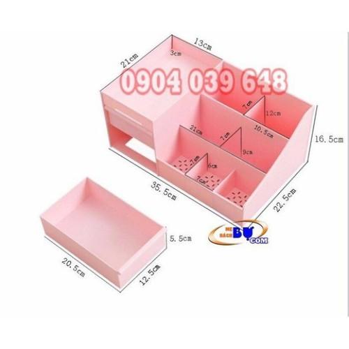 Hộp đựng mỹ phẩm kit - 11185926 , 19436607 , 15_19436607 , 99000 , Hop-dung-my-pham-kit-15_19436607 , sendo.vn , Hộp đựng mỹ phẩm kit