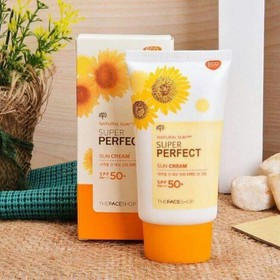 Kem Chống Nắng Super Perfect Sun Cream SPF50+ Hàn Quốc 50ml - 370