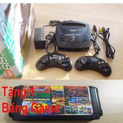 Máy chơi game 6 nút Sega Ganesis 3 Tặng 1 băng SEGA
