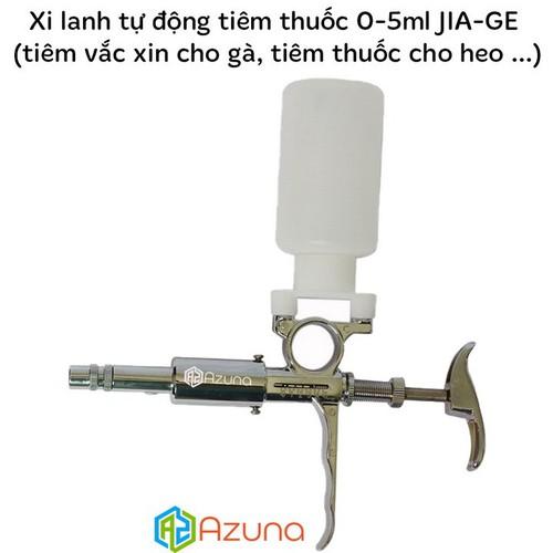 Xi lanh tự động tiêm thuốc 0-5ml inox jia-ge zl240 - tiêm thuốc, vắc xin - 11877597 , 19414772 , 15_19414772 , 349000 , Xi-lanh-tu-dong-tiem-thuoc-0-5ml-inox-jia-ge-zl240-tiem-thuoc-vac-xin-15_19414772 , sendo.vn , Xi lanh tự động tiêm thuốc 0-5ml inox jia-ge zl240 - tiêm thuốc, vắc xin