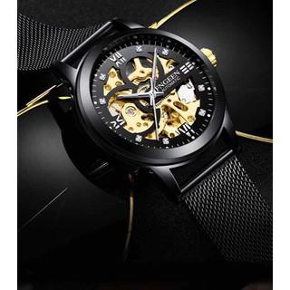 Đồng hồ cơ đồng hồ cơ dây Nhuyễn - dhcdn6786 thumbnail