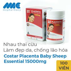 Nhau thai cừu Costar
