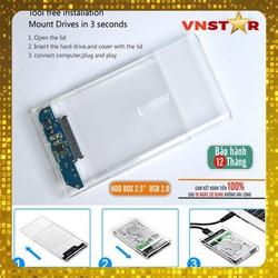 Hộp Đựng Ổ Cứng HDD BOX SATA 3 USB 2.0 Gloway Kesu K102A
