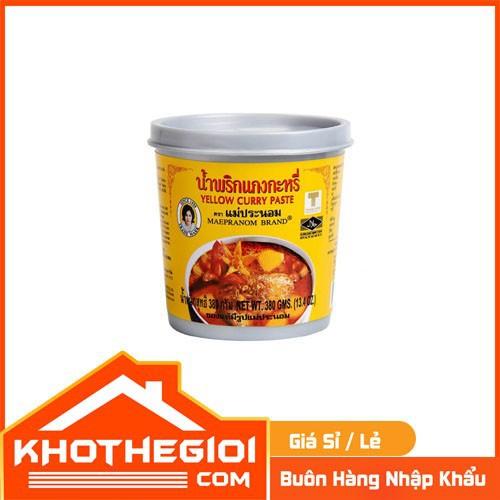 Bột gia vị cà ri vàng - yellow curry paste thái lan 380g chuẩn eufood - 11885738 , 19426964 , 15_19426964 , 121000 , Bot-gia-vi-ca-ri-vang-yellow-curry-paste-thai-lan-380g-chuan-eufood-15_19426964 , sendo.vn , Bột gia vị cà ri vàng - yellow curry paste thái lan 380g chuẩn eufood