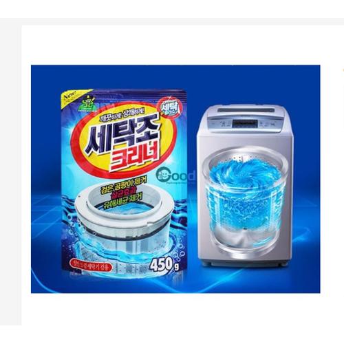 Bột vệ sinh tẩy lồng máy giặt hàn quốc 450g - 11892765 , 19437993 , 15_19437993 , 23000 , Bot-ve-sinh-tay-long-may-giat-han-quoc-450g-15_19437993 , sendo.vn , Bột vệ sinh tẩy lồng máy giặt hàn quốc 450g