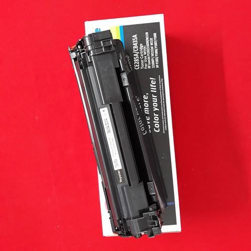 Mực máy in hp laserjet p1005 p1006 hp ce-435a