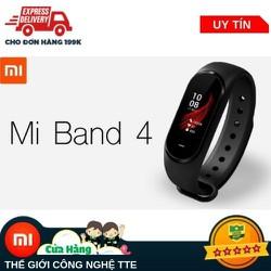 Mi Band 4 Vòng đeo tay thông minh theo dõi sức khỏe Xiaomi