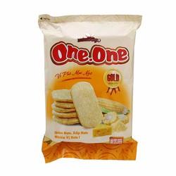 bánh gạo one one vị phô mai 118g
