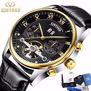Đồng hồ cơ chính hãng Kinyued chuẩn automatic lộ máy tự động - cokinuyed015 thumbnail