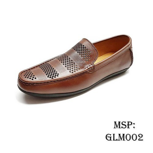 Giày da nam - giay da nam chính hãng - giày da bò nam
