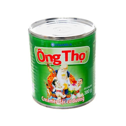 Sữa đặc có đường Ông Thọ xanh lá lon 380g - 11429047 , 19458374 , 15_19458374 , 30500 , Sua-dac-co-duong-Ong-Tho-xanh-la-lon-380g-15_19458374 , sendo.vn , Sữa đặc có đường Ông Thọ xanh lá lon 380g
