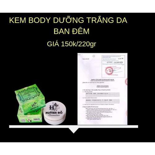 Kem dưỡng trắng da ban đêm body Huỳnh Đỗ - 11186133 , 19446918 , 15_19446918 , 150000 , Kem-duong-trang-da-ban-dem-body-Huynh-Do-15_19446918 , sendo.vn , Kem dưỡng trắng da ban đêm body Huỳnh Đỗ