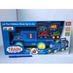 Đồ chơi xe lửa Thomas mẫu mới