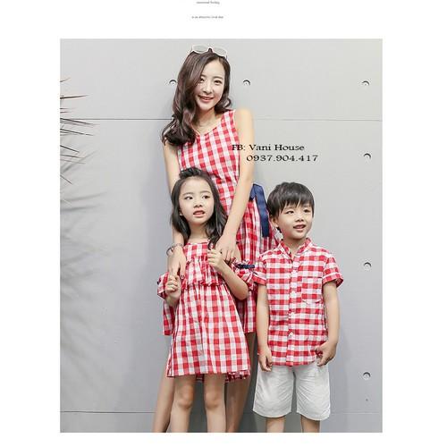 Sét đầm đôi cho mẹ và bé gái và sét bé nam - 11906007 , 19459042 , 15_19459042 , 399000 , Set-dam-doi-cho-me-va-be-gai-va-set-be-nam-15_19459042 , sendo.vn , Sét đầm đôi cho mẹ và bé gái và sét bé nam