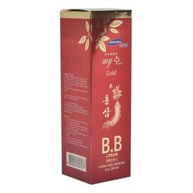 [Freeship] Kem Nền BB Cream Hồng Sâm Đỏ My Gold SPF45 Pa++ 40ml - Chính hãng - BBRed-4