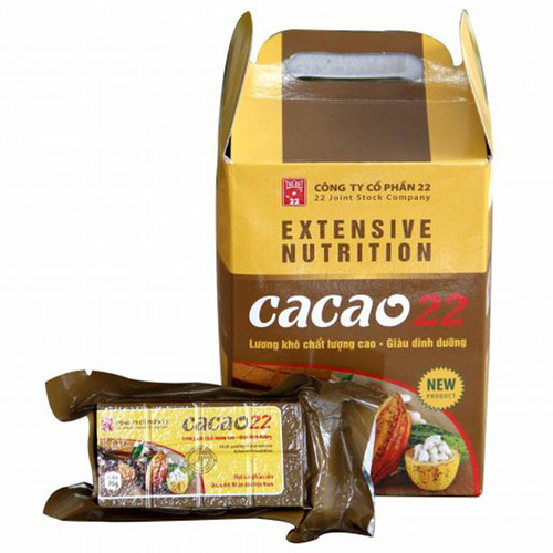 Lương khô cacao