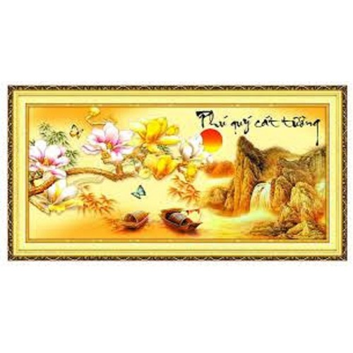 Tranh đính đá lưu thủy sinh tài, tranh thêu chữ thập, tranh phong cảnh, tranh treo tường, tranh 3d, tranh đồng hồ - 11906480 , 19459690 , 15_19459690 , 250000 , Tranh-dinh-da-luu-thuy-sinh-tai-tranh-theu-chu-thap-tranh-phong-canh-tranh-treo-tuong-tranh-3d-tranh-dong-ho-15_19459690 , sendo.vn , Tranh đính đá lưu thủy sinh tài, tranh thêu chữ thập, tranh phong cảnh,