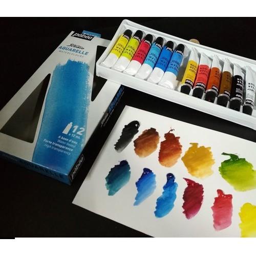 Màu nước pebeo 12 màu