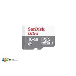 Thẻ nhớ MicroSD 16GB Sandisk C10 80MB-s - 00403942