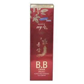 [Freeship] Kem Nền BB Cream Hồng Sâm Đỏ My Gold SPF45 Pa++ 40ml - Chính hãng - BBRed-2